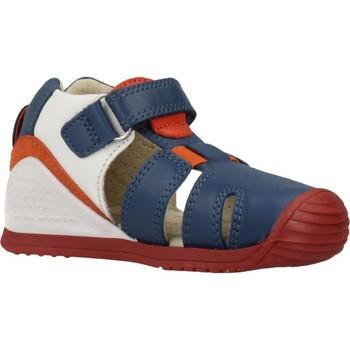 Chaussures Garçon Sandales et Nu-pieds Biomecanics 202149 Bleu