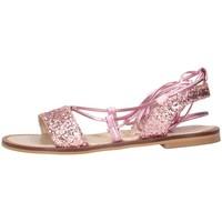 Chaussures Fille Sandales et Nu-pieds Papanatas 62000AA Rosa