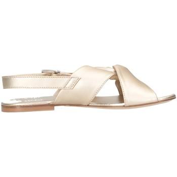 Chaussures Fille Sandales et Nu-pieds Florens K155459D platine