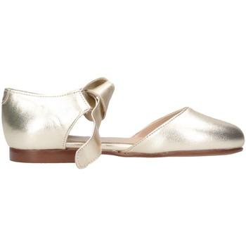 Chaussures Fille Ballerines / babies Eli 1957 44002AA or