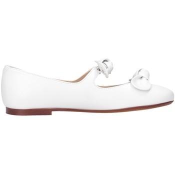 Chaussures Fille Ballerines / babies Eli 40007AA blanc