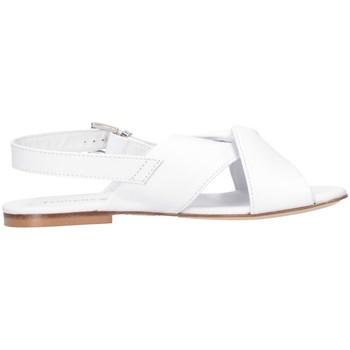 Chaussures Fille Sandales et Nu-pieds Florens K155450B blanc
