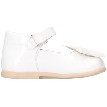 Chaussures Fille Ballerines / babies Florens J000360B blanc