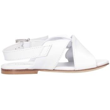 Chaussures Fille Sandales et Nu-pieds Florens J055450B blanc