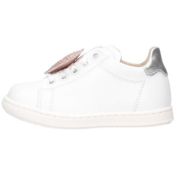 Chaussures Fille Baskets basses Gioiecologiche 4558 blanc