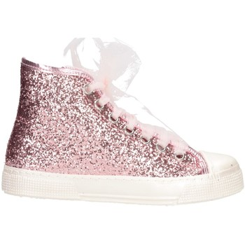 Chaussures Fille Baskets montantes Magil Made In Italy UNICA Rosa