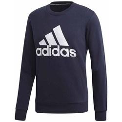Vêtements Homme Sweats adidas Originals MH Bos Crew FT Bleu marine