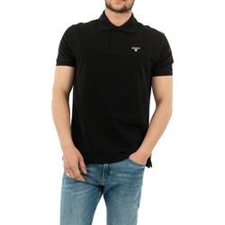 Vêtements Homme Polos manches courtes Barbour mml0012 bk31 black/moderm noir