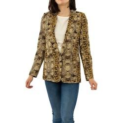 Vêtements Femme Vestes / Blazers Morgan 201-vojah.f multico jaune
