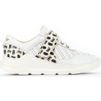 Chaussures Femme Baskets mode Martinelli KATE 1452 BLANCO