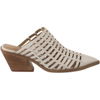 Chaussures Femme Mules Styme Mules femme -  - Blanc casse - 36 BLANC