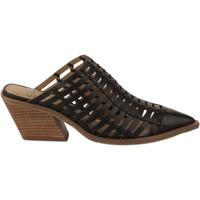 Chaussures Femme Mules Styme Mules femme -  - Noir - 36 NOIR