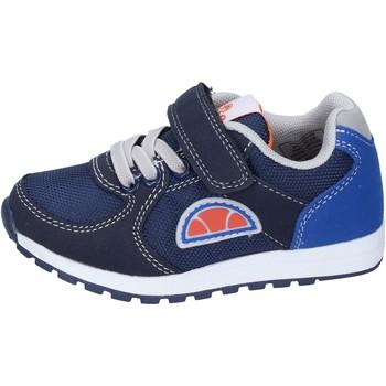 Chaussures Garçon Baskets basses Ellesse BN663 Bleu