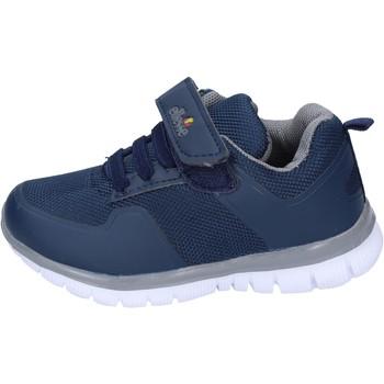 Chaussures Garçon Baskets basses Ellesse BN665 Bleu