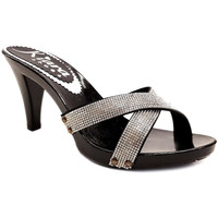 Chaussures Femme Mules Kiara Shoes K6570 Noir