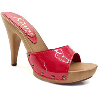 Chaussures Femme Mules Kiara Shoes K213001 Rouge