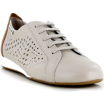 Chaussures Femme Baskets basses Mephisto BELISA PERF LIGHT TAUPE