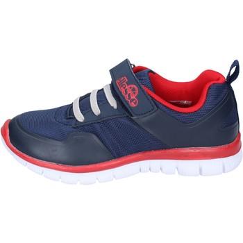 Chaussures Garçon Baskets basses Ellesse BN670 Bleu