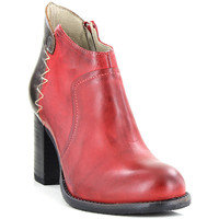 Chaussures Femme Bottines Casta NEVA RED B