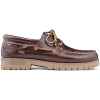 Chaussures Homme Chaussures bateau CallagHan Chaussures nautiques  PORT BROWN