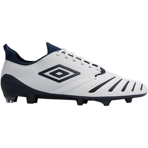 Chaussures Homme Football Umbro UX Accuro III Pro FG Weiss