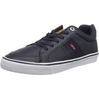 Chaussures Homme Baskets basses Levi's 229171 bleu