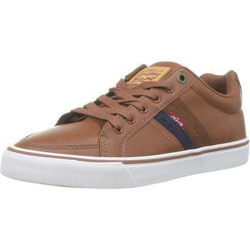 Chaussures Homme Baskets basses Levi's 229171 marron
