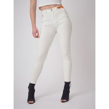 Vêtements Femme Jeans skinny Project X Paris Jean Blanc