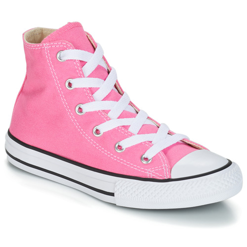 Basket montante Converse CHUCK TAYLOR ALL STAR CORE HI Rose 350x350