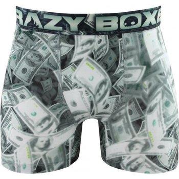 Sous-vêtements Homme Boxers Crazy Boxer BM4ASS36 Gris