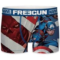 Sous-vêtements Homme Boxers Freegun CAP bleu