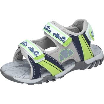 Chaussures Garçon Sandales et Nu-pieds Ellesse BN676 Gris