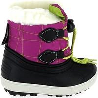 Chaussures Bottes de neige Elementerre Appleton BB Rose Vert Rose