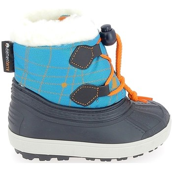 Chaussures Bottes de neige Elementerre Appleton BB Turquoise Bleu