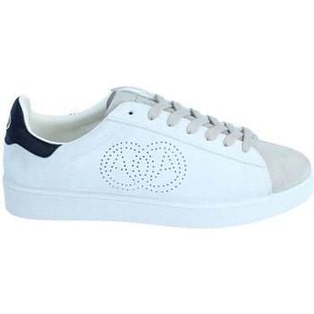Chaussures Homme Baskets basses Amoa Sneackers MARTITA à lacets BLANC/GRIS