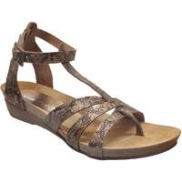 Chaussures Femme Sandales et Nu-pieds Xapatan 5134 Bronze cuir
