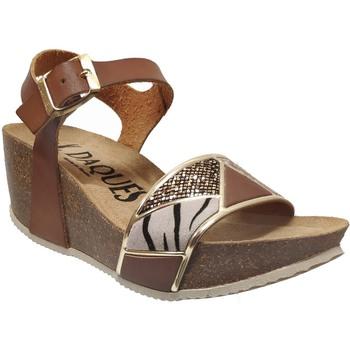 Chaussures Femme Sandales et Nu-pieds K. Daques Cali Marron