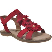Chaussures Femme Sandales et Nu-pieds Remonte Dorndorf D3658 Rouge