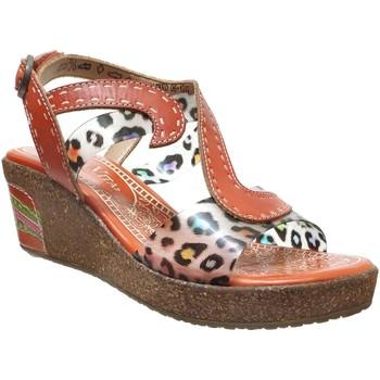 Chaussures Femme Sandales et Nu-pieds Laura Vita Hackeo 06 Orange
