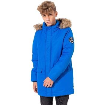 Vêtements Enfant Parkas Hype  Bleu