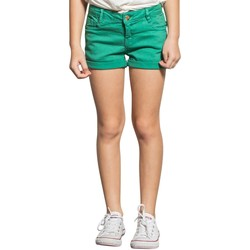 Vêtements Fille Shorts / Bermudas Deeluxe Short CERISE Green