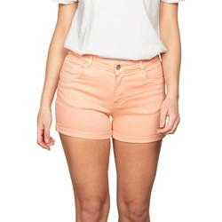 Vêtements Femme Shorts / Bermudas Deeluxe Short CERISE Light Corail