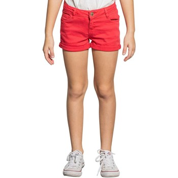 Vêtements Fille Shorts / Bermudas Deeluxe Short CERISE Cherry