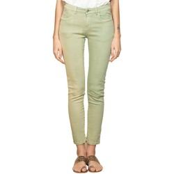 Vêtements Femme Pantalons Deeluxe Pantalon PIME Tilleul