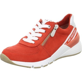 Chaussures Femme Baskets basses Marco Tozzi 222373934621 Rouge