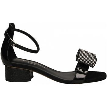 Chaussures Femme Sandales et Nu-pieds Tiffi VERNICE nero