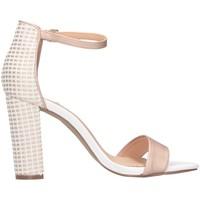 Chaussures Femme Sandales et Nu-pieds Exé Shoes Exe' LIDIA-360 Sandales Femme Nu / blanc Nu / blanc