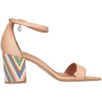 Chaussures Femme Sandales et Nu-pieds Tsakiris Mallas 631 KELLY 6-1 naturel