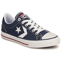 Chaussures Enfant Baskets basses Converse STAR PLAYER CANVAS OX Marine
