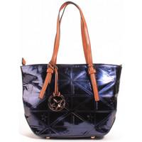 Sacs Femme Cabas / Sacs shopping Thierry Mugler Sac Caprice 2 Bleu Bleu